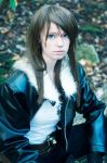 Squall Leonhart by azulann