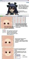 Tutorial : Facials by Raburikuin-XD