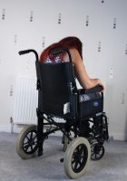 Wheelchair 6 by Tasastock