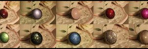 Antique Rings by Miss-Star-Bucket