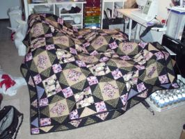 December Quilt - Finished by setralynn