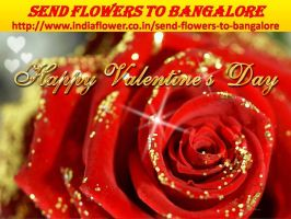 Valentine Day 2016 Flowers Delivery In Bangalore by monarai47
