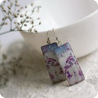 Spring morning earrings by BeautySpotCrafts