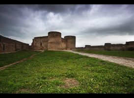 Akkerman Fortress by pmd1138