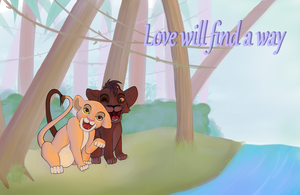Love will find a way by AdrianaBitesYou