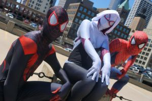 Spider-verse by SpenceOlson