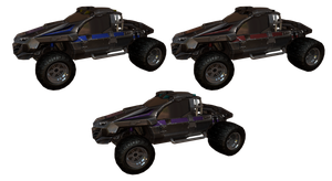 Player Studio - Harasser Racer Tires by MaceMadunusus