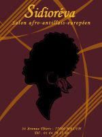 Afro-west indian hairdresser by Touloulou