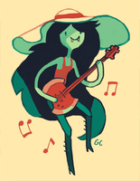 marceline by genicecream