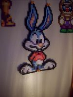Buster Bunny by coldplay3277