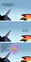 Scoots and Dash Part 2 by SouthParkTaoist