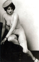Nude Vintage Glamour by SolStock