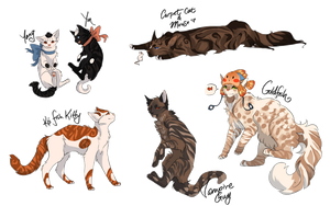 Kittens for Adoption C: (Winners Announced!) by Copperhaven