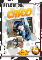 my Dog Chico by Mem0rex