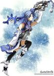 Aqua _Kingdom Hearts BBS by guto-strife-1