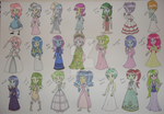 MLP meets Disney (5) by Jeanette9a