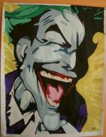 Joker by DocShay