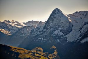 Eiger by themobius