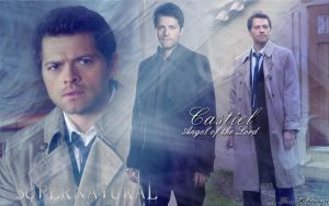 Castiel by RoseHathaway24