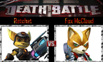 Ratchet vs Fox McCloud by SonicPal