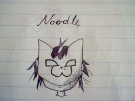 Noodle :D by Wheriswaldo