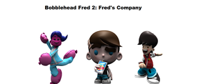 Fred's Company by hershey990