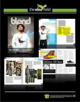 Lay Out Magazine by theideafield