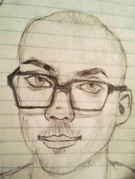 Anthony Fantano here! by Isaiahere
