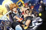 Kingdom hearts by Kamaniki