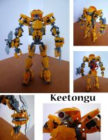 Customized Keetongu by Teridax467
