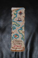 Pirate Bookmark by Gwyneria