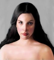 Arwen Lord of the Rings by LevonHackensaw