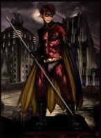 Boy Wonder by Ciro1984