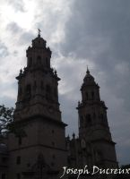 Catedral Cloudy by Jos-Duc