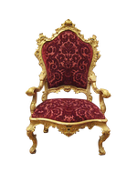 PNG Royal Chair by DuhBatista