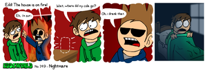 EWCOMIC No.149 - Nightmare by eddsworld