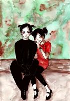 Pucca and Garu by Otai