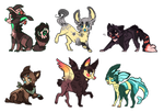 mixed adopts by Redrie