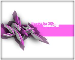 thanks for 20k by SektrOne