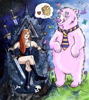 The Bear and the Maiden Fair by zorm