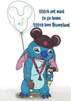 Disney Daze Stitch by Skylanth