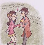 Yellow Submarine: Pauline And Paul by KabouterPollewopje