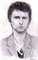 Matthew James Bellamy by IreneKirsh