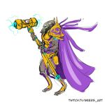Twitch Admin Protoss by DarrenGeers