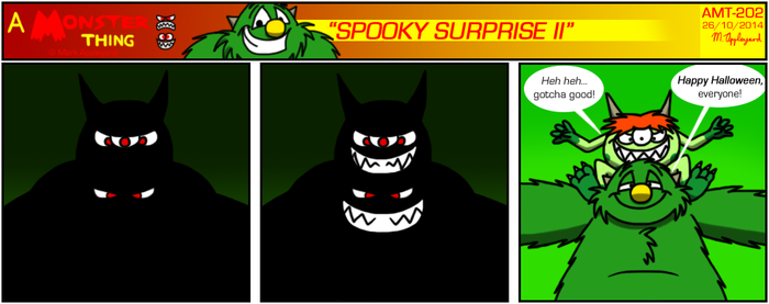 AMT - Spooky Surprise II by BluebottleFlyer