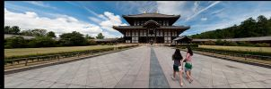 Todaiji Temple, Nara by wmp80