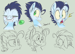 Expression practice! Feat. Soarin' by 8-Xenon-8