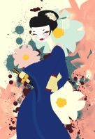 Geisha by Indy-Lytle