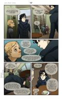 The Non-Deductive Enigma (pg. 14) by LimitBreakComics