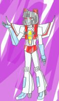 Starscream Sketch by LordStarscream42